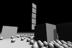 FPS with Canonjs and Threejs